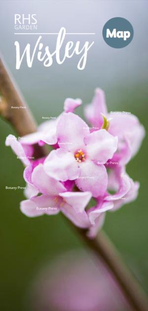 rhs; wisley; garden; map; front; cover; garden; photographer; photography; plant; flowers; joanna; kossak; jo; joanna kossak